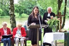 2010: 1. Waldgottesdienst - (c) Christel Recktenwald
