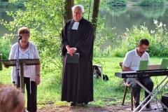 2009: 1. Waldgottesdienst - (c) Günter Hesler