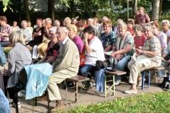 2011: 1. Waldgottesdienst - (c) Christel Recktenwald/Günter Hesler
