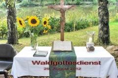 2012: 2. Waldgottesdienst - (c) Günter Hesler